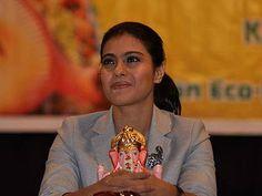 Kajol @ 'Times Green Ganesha'