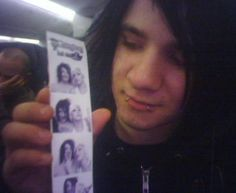 <b>Bet you didn't know that Skrillex, the dubstep musician who was just awarded a Grammy for his efforts, used to be just a lame, emo kid with a love for MySpace and taking pictures of himself.</b> Here's a hilarious look back at the history of Sonny Moore.