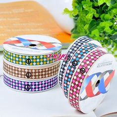 "Free shipping 3/8""(9MM) 50 yards for one color hairbows printed ribbon,plaid ribbon-in Ribbons from Apparel & Accessories on Aliexpress.com - xiamen Meya ribbons - $13 - 50 yds"