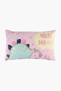 Dino-mite Cushion, - Shop New In - Kids & Baby - Shop