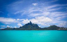 The amazing St. Regis Bora Bora Resort