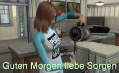 Sims 4 Welt Story – Guten Morgen liebe Sorgen | nowa24 Sims Blog Sims 4 Stories, 4 Story, Blog, World, Blogging