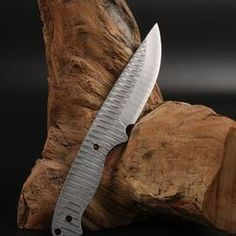 Universe of goods - Buy Damascus knife blade billet Sharp Fixed blade Hunting Knife Blanks forged camping knifeblade for only USD. Quail Hunting, Hunting Dogs, Damascus Knife, Damascus Steel, Diy Knife, Fixed Blade Hunting Knives, Outdoor Knife, Custom Knives, Knife Making