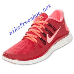6ba86834aac9 Nike Free 5.0 Mens Gym Red Atomic Red Black 579959 660