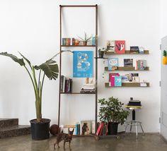 A Fascinating Look At The Bookshelves Of Top Designers, Creatives - DesignTAXI.com