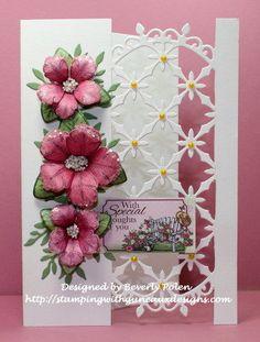 Heartfelt Creations Classic Petunia