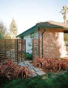 Drought-resistant garden