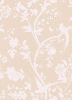 Laura Ashley wallpaper Oriental Garden Linen on shopstyle.com.au