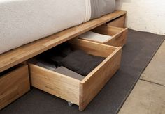 bed with storage; I need a bed with storage underneath....
