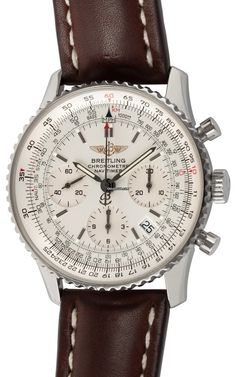 Año Reloj con estuche o Breitling Navitimer, Breitling Superocean Heritage, Breitling Watches, Dream Watches, Cool Watches, Luxury Watches For Men, Tech Gadgets, Chronograph, Clocks