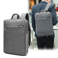 15.6Inch 17 Inch Laptop Backpack Oxford Backpack Business Travel Backpack Handbag For Man