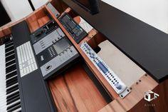 Aurora Studio Desk by Zolf Design - Gearslutz Pro Audio Community