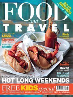 June 2015 - Fish recipes, healthy salad's ideas, traditional Irish dishes...  www.foodandtravel.com