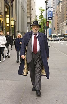 Umberto Eco - unterwegs in New York