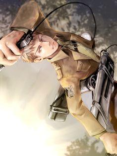 Attack on Titan - Shingeki no Kyojin - Jean