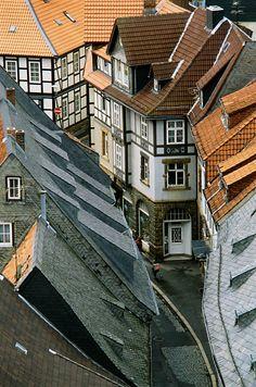 Rooftops of Goslar