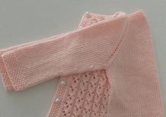 Örgü Bebek Hırkası Yapılışı - Moda Yeni