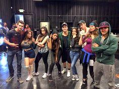 Big Time Rush & Fifth Harmony