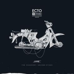 Gianmarco Magnani es un ilustrador de los Estados Unidos aunque por el apellido muchos pensarian que es italiano. Su trabajo es simplemente espectacular, ilustraciones y diseños digitales de una calidad increíble. En sus trabajos podemos ver glamurosas chicas biker, parafernalia de rock, deconstruidos vehículos de motor y bicicletas retro, pero lo que realmente destaca además del estilo, es el gran nivel de detalle, todo cuidado minuciosamente.