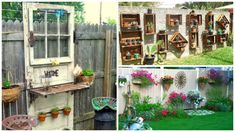 Vous avez un jardin et vous avez envie de le décorer d'une manière originale et pas coûteuse? Eh bien, dans cet article, on vous propose des idées créatives de décoration de jardin pas chères et faciles à réaliser! Suivez nous!
