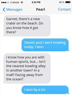"textsbetweengems:  What are these ""rules"" you speak of? Garnet wins. Garnet always wins"