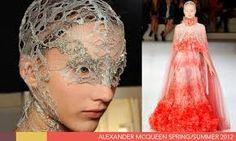 Image result for alexander mcqueen headpieces