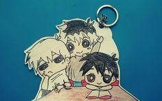 Ken kaneki! Chibi family.