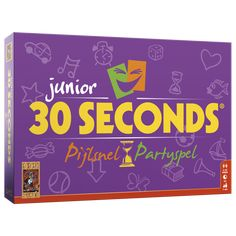30 Seconds ® Junior - Bordspel kopen 999 Game, 30 Seconds, 30th, Games, Products, Paper Board, Gaming, Plays, Game