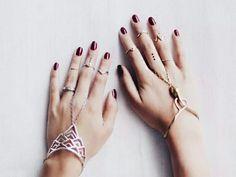 Simple bohemian details'accessories
