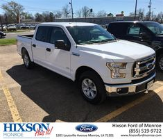 Great experience! Our salesperson James McMechan did an outstanding job! This is our third purchase from Hixson and it only gets better. Great salespeople and service department. My next purchase will be from Hixson!-William Wilhite, Saturday 2/27/2016 http://www.hixsonfordmonroe.com/?utm_source=Flickr&utm_medium=DMaxxPhoto&utm_campaign=DeliveryMaxx