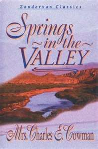 Springs in the Valley - good companion to Streams in the Desert