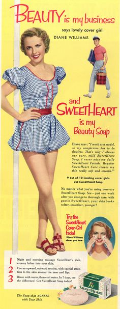 10491f15965 82 Best Vintage Soap Ads images