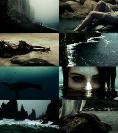 fairy tale, girl, and mermaid image