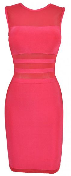 Sexy yet affordable Bandage Dress by 'Lussh'