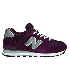 New Balance M_W574, Herren Sneakers, Mehrfarbig (Red/Grey/White), 40 EU (6.5 Herren UK) - http://on-line-kaufen.de/new-balance/40-eu-new-balance-m574-d-13h-herren-sneakers-2