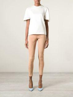 Leather Leggins by Farfetch // Fashion & Style Inspiration