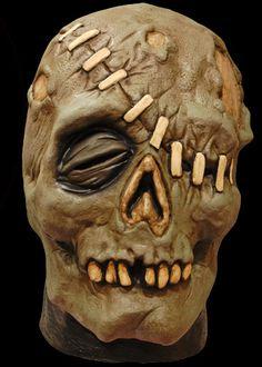Halloween Mask Rot