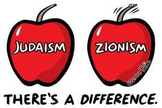 ...And being Anti Zionism does not mean you are Antisemitic