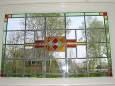 glas in lood / stained glass