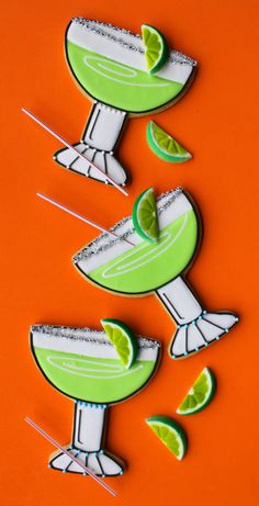 Julia Usher | Recipes for a Sweet Life | Home- cinco de Mayo cookies