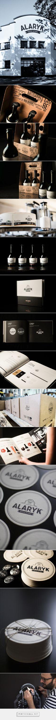 Le studio Àsenso sublime l'identité visuelle de la brasserie Alaryk - created via https://pinthemall.net  #studioasenso #brasserieartisanale #graphisme #imagedemarque #design #bieresartisanales #bieresbiologiques #craftbeer #bieresetgastronomie #savoirfaire #frenchbeer #Alarykbeer #brasserieAlaryk