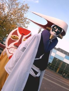 ~ Bleach captain cosplay