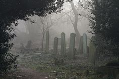 Bow Cemetery by Duncan George on Spitalfields Life