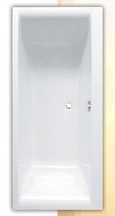 ROLTECHNIK SAVONA 180 x 80cm vaňa klasická obdĺžniková, akrylátová, 8980000 - Všetko pre kúpeľňu.sk