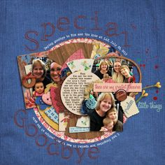 Special Goodbye Taking Shape by Little Green Frog Designs http://scraporchard.com/market/Taking-Shape-Digital-Scrapbook-Template.html Little Things by Forever Joy http://scraporchard.com/market/Little-Things-Digital-Scrapbook-Kit.html Stamped Alpha 4 by mle card