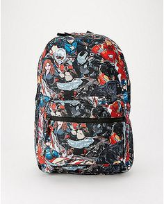 BNWT AVENGERS S.H.I.E.L.D SUPERHERO FLIGHT MESSENGER SHOULDER BAG SCHOOL COLLEGE