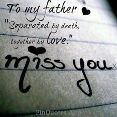 Miss you Dad..:(