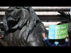 Climate Change, Action, France, Group Action, French