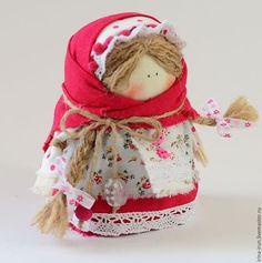 Обереги, талисманы, амулеты ручной работы. Ярмарка Мастеров - ручная работа. Купить Народная кукла-оберег Крупеничка (Зернушка). Handmade.