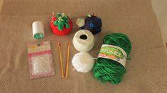 ぬくぬく・かぎ編み手芸部のブログ Warmy Crochet: 【編み図・動画】簡単なクリスマスツリーの作り方・編み方